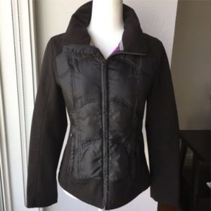 🌻Guess Puffer Jacket Black Size S